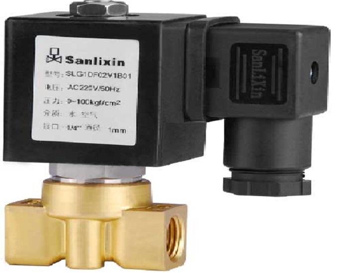 Đặc điểm và ứng dụng của van điện từ Sanlixin trong thực tế
