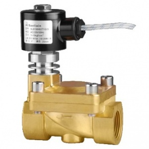 SLH, SLB HIGH TEMPERATURE SOLENOID VALVE